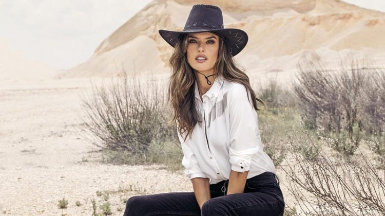 Alessandra Ambrosio stars in XTI Shoes fall-winter 2018 campaign