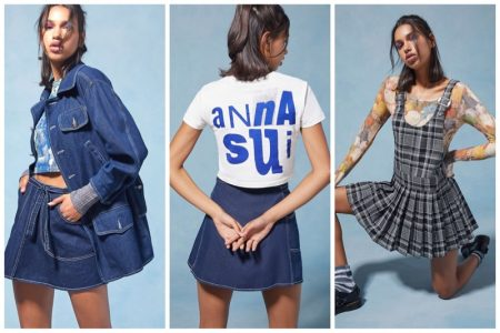 Anna Sui x Urban Outfitters clothing collaboration