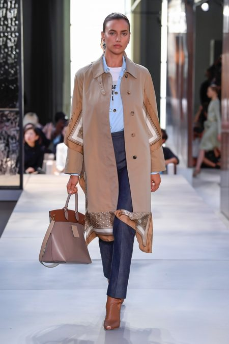 Burberry's Spring 2019 Collection Unveils A New Vision