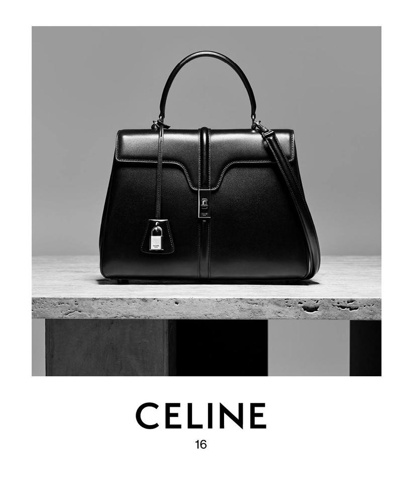 LE 16 handbag designed by Hedi Slimane for Celine