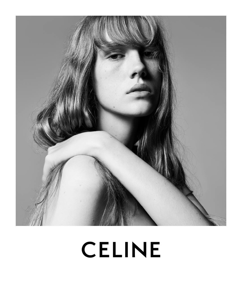 Liv for Celine Introductory 2018 campaign