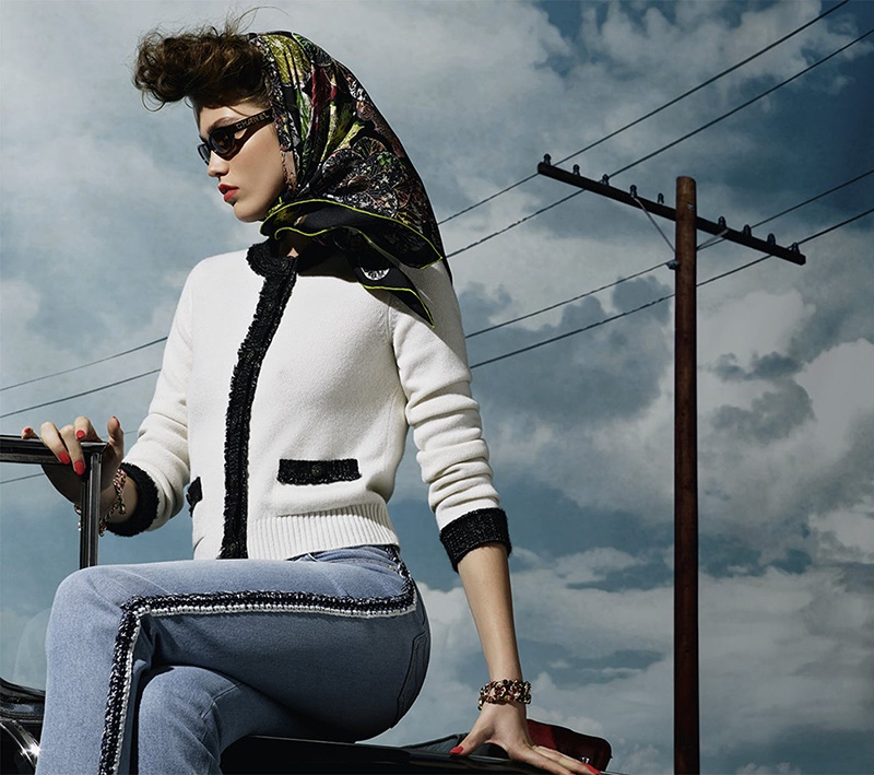 Chanel Eyewear launches fall-winter 2018 campaign