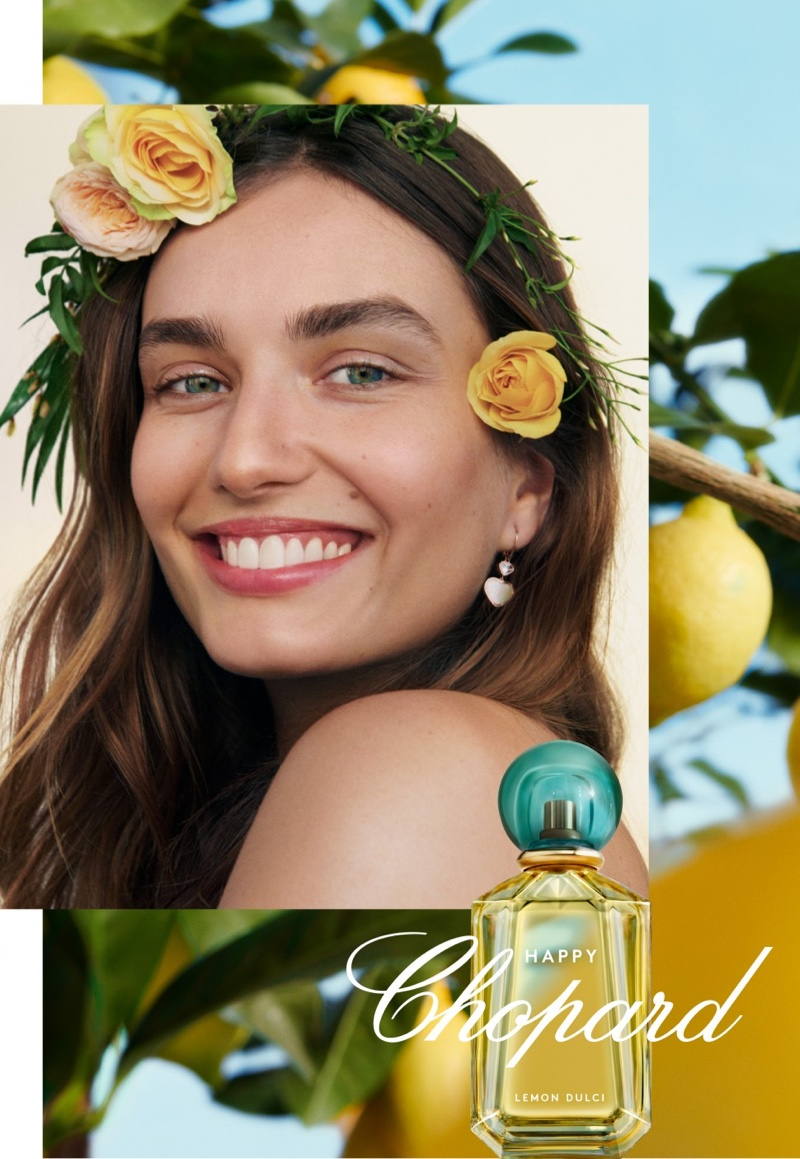 Chopard launches Happy fragrance campaign