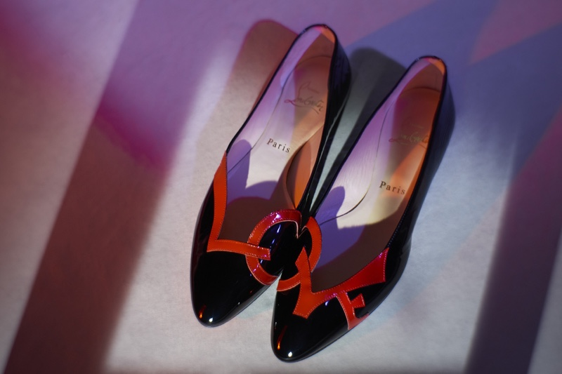 Christian Louboutin Love shoes