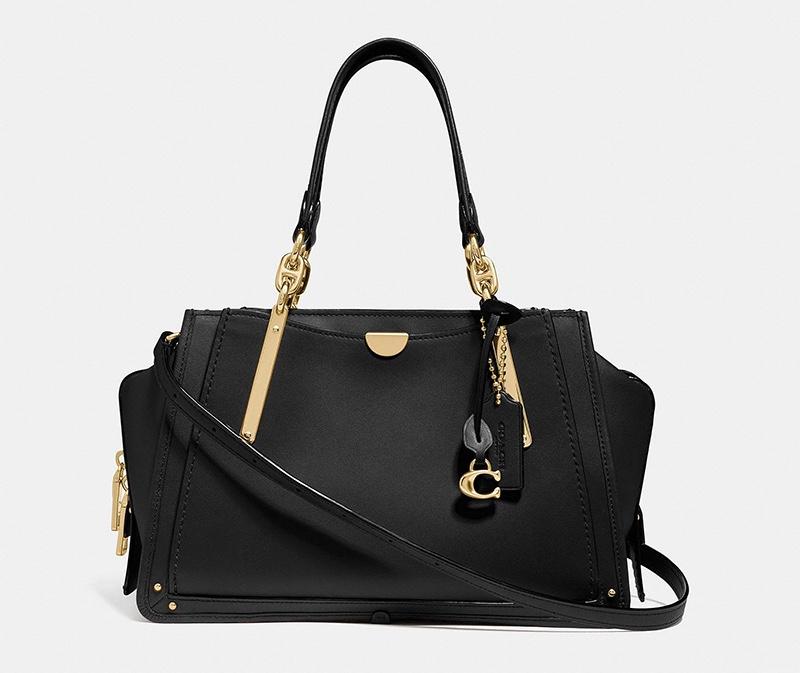 Coach Dreamer Bag in Black $495