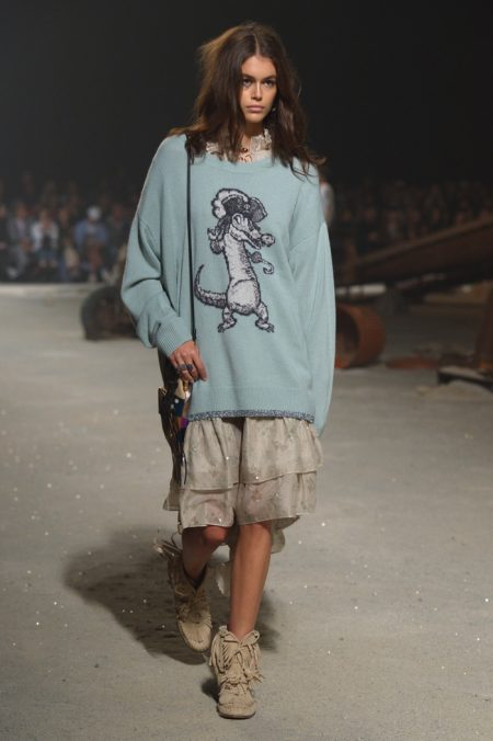 Coach Goes Americana for Spring 2019 Collection