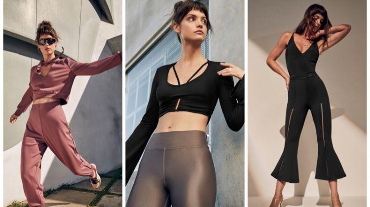 Cushnie et Ochs x Carbon 38 activewear