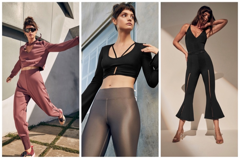 Sweat in Style with Cushnie & Carbon38's Activewear Collab