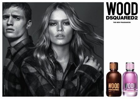 DSquared2 launches Wood fragrance campaign