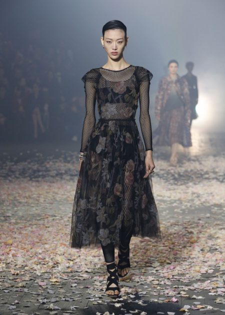 Dior Brings Dance to the Runway for Spring 2019