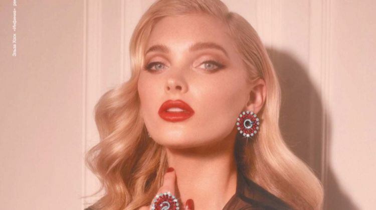 Elsa Hosk stars in Jacob & Co. jewelry campaign