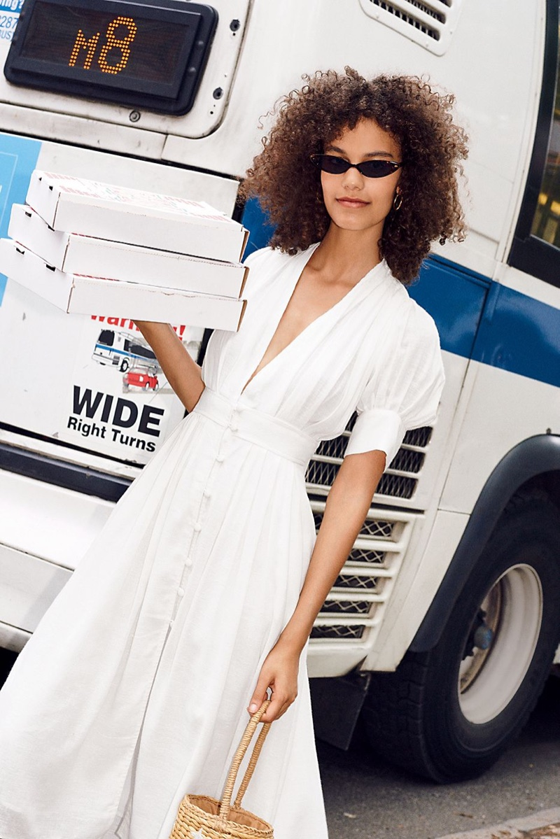 Free People Heart This Midi Dress