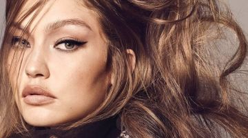 Gigi Hadid Models Rockabilly Style for Vogue Brazil