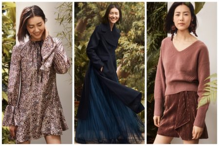 H&M Conscious Exclusive fall 2018 clothing