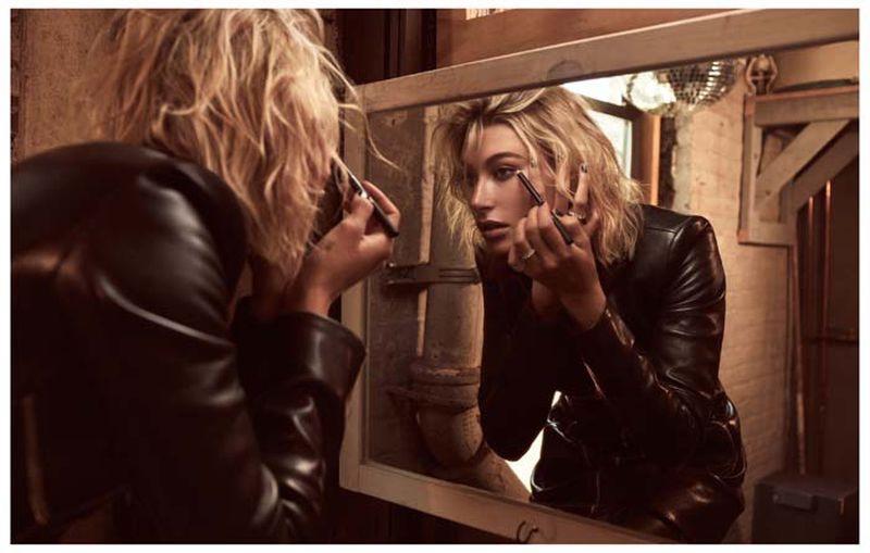 Hailey Baldwin Models Cool Girl Looks for Grazia China