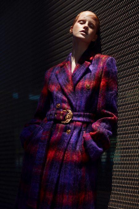 Magdalena Jasek Wears Office-Ready Styles for Harper's Bazaar Mexico