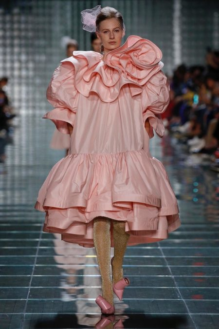 Marc Jacobs Spring Summer 2019 Runway Fashion Gone