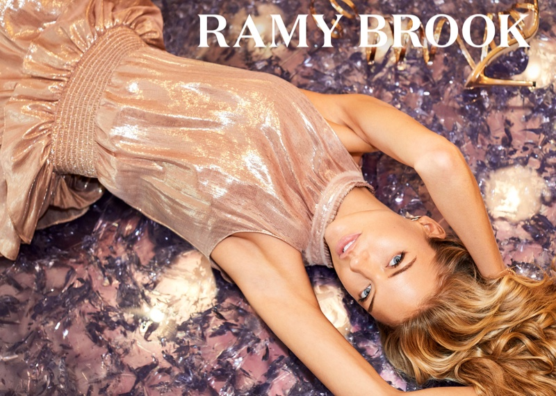 An image from the Ramy Brook fall 2018 advertising campaign