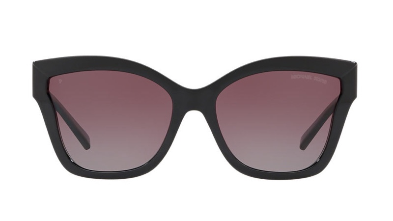 Michael Kors Barbados Sunglasses in Black/Grey $104.25