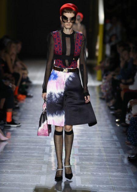 prada spring summer 2019 runway fashion gone rogue