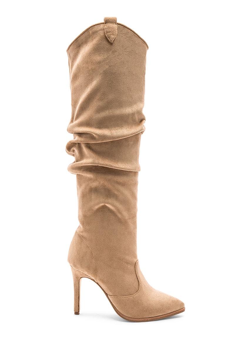 RAYE x STONE_COLD_FOX Austin Boot in Tan $198
