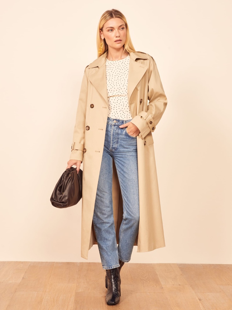 Reformation Holland Trench $268