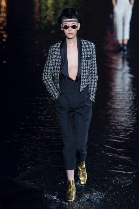fb2c43a3460 Saint Laurent | Spring / Summer 2019 | Runway | Fashion Gone Rogue