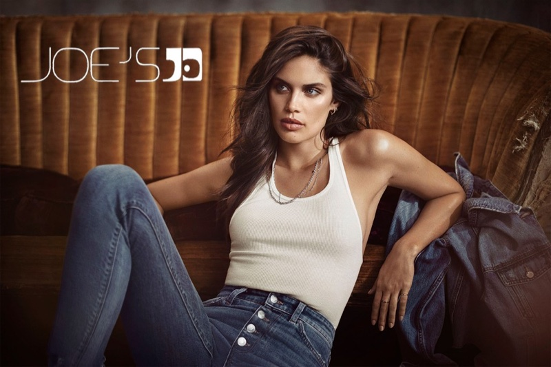 Joe's Jeans taps Sara Sampaio for its fall-winter 2018 campaign
