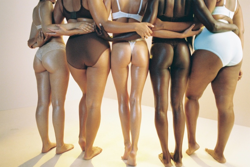 Savage x Fenty Lingerie by Rihanna features body diversity for new campaign