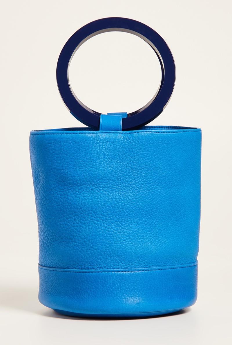 Simon Miller Bonsai Bag in Blue Paradise $590