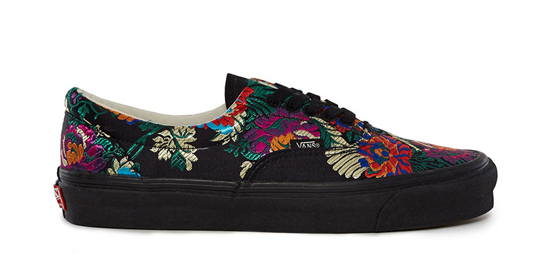 9c739a024ac9 Vans x Opening Ceremony Floral Sneakers
