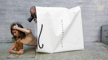 Victoria Beckham unveils 10th anniversary campaign