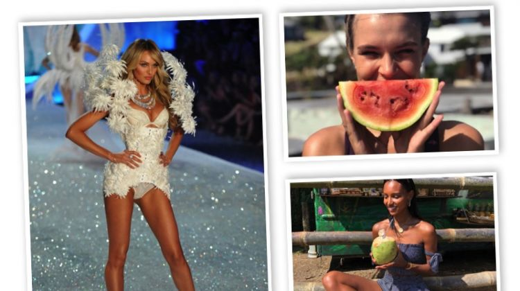 Discover Victoria's Secret Model's best diet