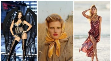Week in Review | Lara Stone's New Cover, VSFS Models, Romee Strijd for Seafolly + More