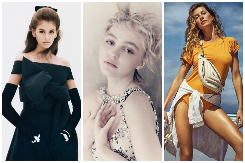 Week in Review | Kaia Gerber in Haute Couture, Gisele Bundchen for Arezzo, Lily-Rose Depp's New Cover + More