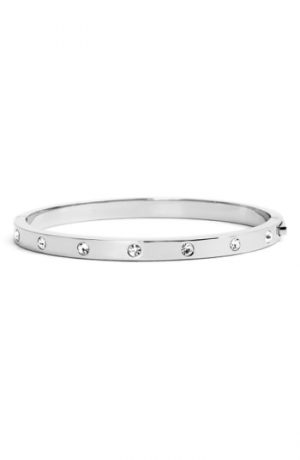 Women's Kate Spade New York Crystal Hinge Bangle