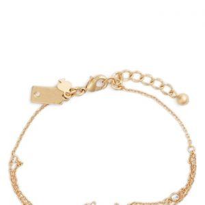 Women's Kate Spade New York Pave Horseshoe Bracelet