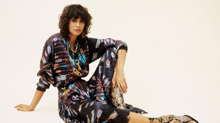 Retro Aesthetics: Zara Spotlights 1970's Style