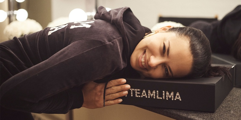 Adriana Lima has been announced as PUMA's latest ambassador