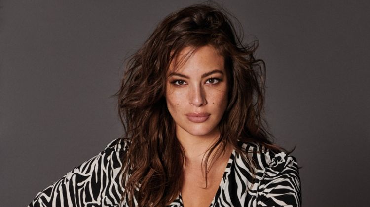 Ashley Graham stars in Mango Violeta fall-winter 2018 campaign
