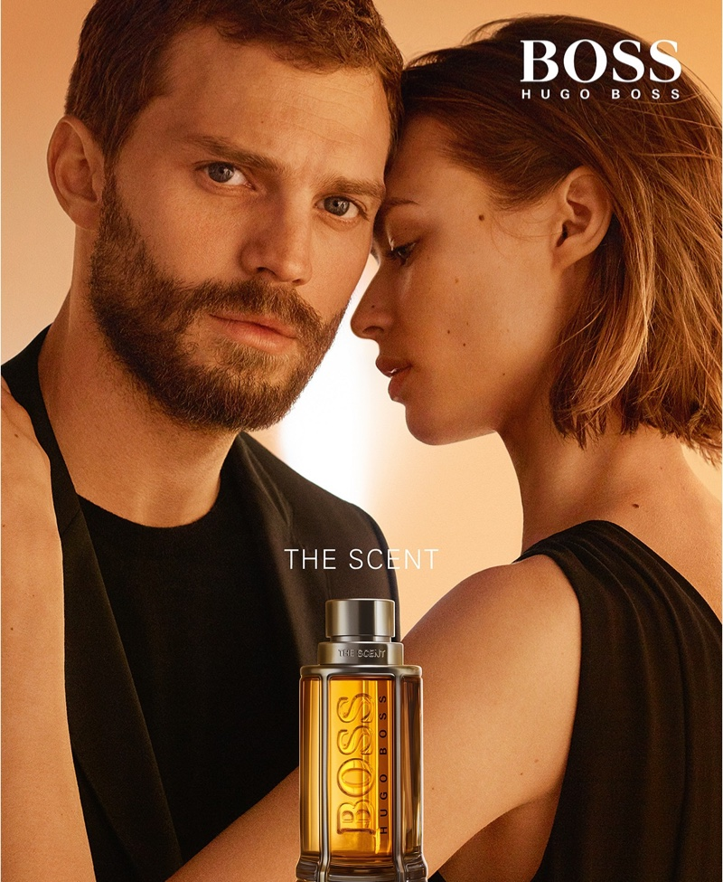 Boss The Scent Fragrance Campaign | Fashion Gone Rogue
