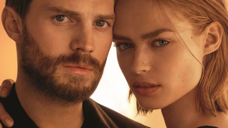 Jamie Dornan and Birgit Kos star in Boss The Scent fragrance campaign