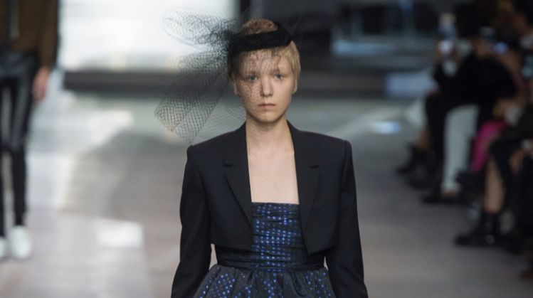 Hedi Slimane Makes His Mark with Celine Spring 2019