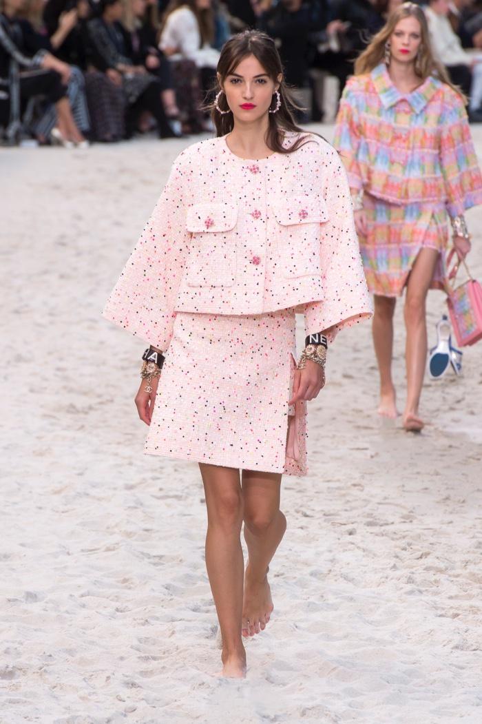 chanel  spring  summer 2019  runway  fashion gone rogue