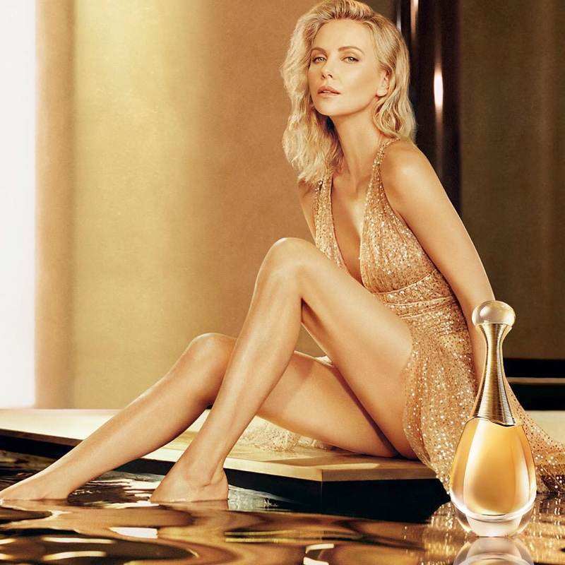 J'adore Absolu by Dior fragrance campaign unveiled