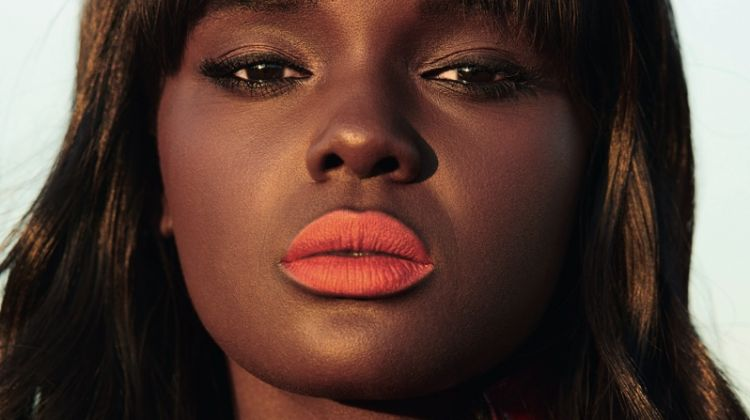 Duckie Thot named the new face of L'Oreal Paris
