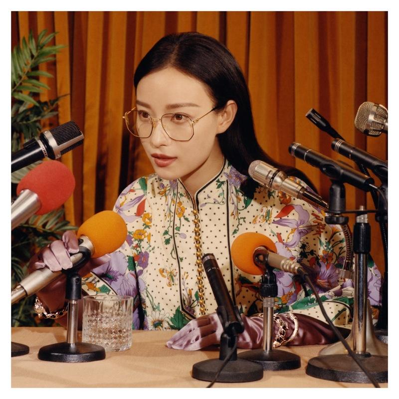 5418470b621 Ni Ni stars in Gucci Eyewear fall-winter 2018 campaign