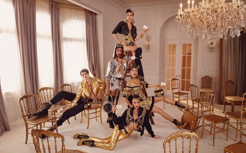 H&M x Moschino collection unveils advertising campaign
