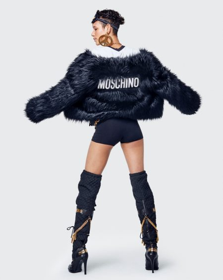 You Have to See the Moschino x H&M Lookbook