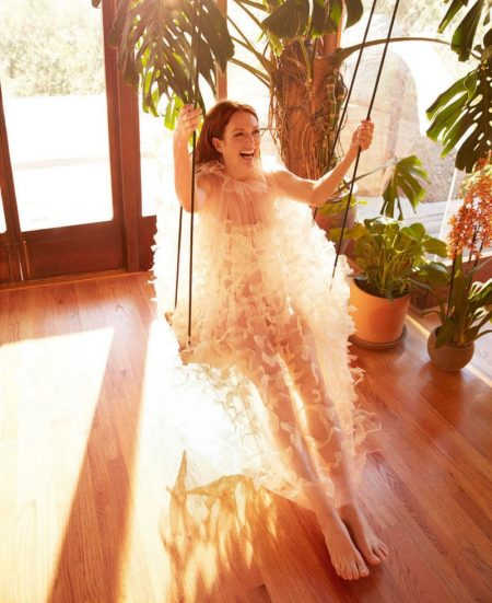 Julianne Moore Stuns In the Pages of PORTER Magazine